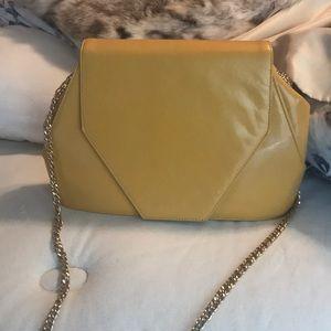Handbags - Frenchy of California yellow bag.